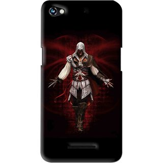 Snooky Printed thor Mobile Back Cover For Micromax Canvas Hue 2 - Multi