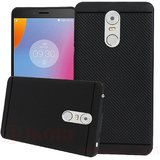 Lenovo K6 Note Back Cover Case Black Dotted Limited Edition