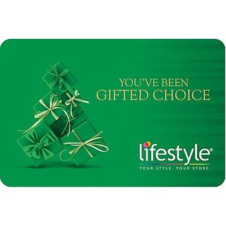 Lifestyle Instant gift card Rs 2000 (Payable via Jio Wallet only)