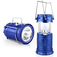 Emergency light Solar lamp LED Rechargeable Lantern