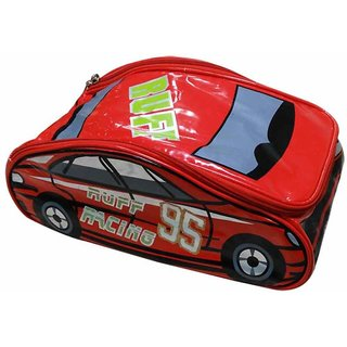 Batu Lee Red Car  Shape Kids Bag