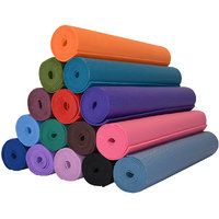 6 MM YOGA MAT - COMFORT & SMOOTH - MAKES YOGA EXERCISE FEEL GOOD- FREE SHIPPING