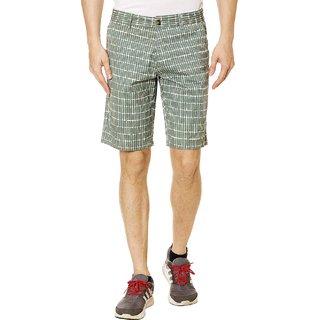 KOTTY Mens's cotton printed shorts