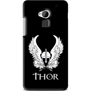 Snooky Printed The Thor Mobile Back Cover For HTC One Max - Multi