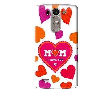 Snooky Printed Mom Mobile Back Cover For Lg G3 Beat D722k - Multi