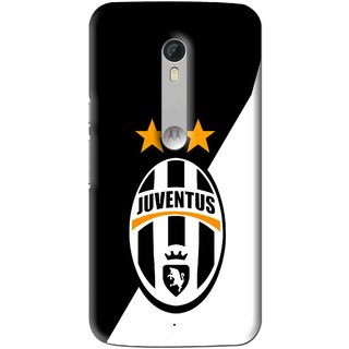 Snooky Printed Football Club Mobile Back Cover For Motorola Moto X Style - Multi