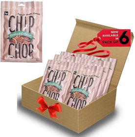 Chip Chops Chicken  Codfish Rolls Pack of 6