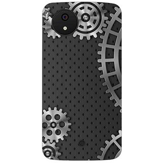 Micromax Canvas Android A1 Back Cover By G.Store