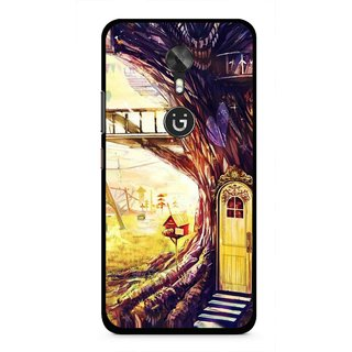 Snooky Printed Dream Home Mobile Back Cover For Gionee A1 - Multi