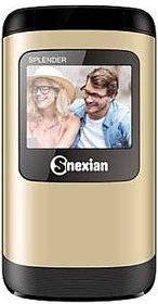 Snexian Splender Flip Phone (Dual Sim, 1.8 Inch Display, 1000 Mah Battery)