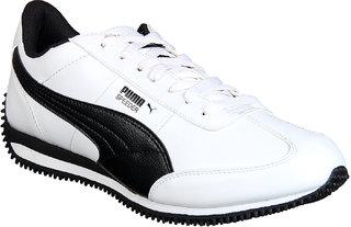 Puma Men White Training & Gym Shoes