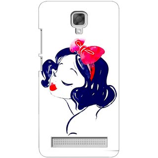Micromax Bolt Q338 Back Cover By G.Store