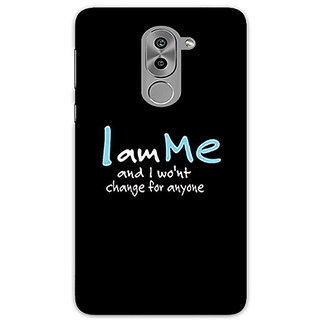Printgasm Huawei Honor 6X printed back hard cover/case,  Matte finsh, premiun 3D printed, designer case