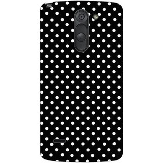 huge discount c7e62 8c776 LG G3 Stylus Back Cover By G.Store