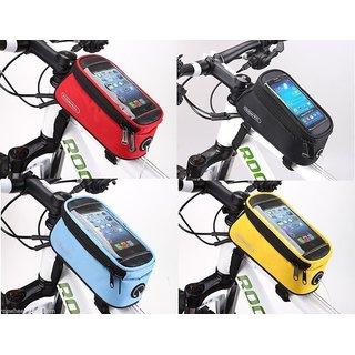 Aeoss Bike bag handle Front Bike Frame Waterproof Multifunction Bicycle Baskets