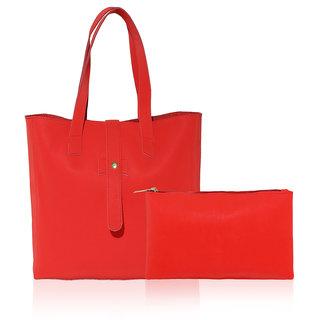 Kleio Stylish Combo Tote Hand Bag / Shopping Bag For Women / Girls