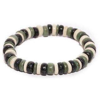 Tipsyfly Party Wear Forest Gump Beaded  Bracelet For Men