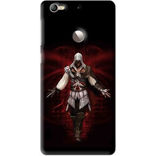 Snooky Printed thor Mobile Back Cover For Letv Le 1S - Multi