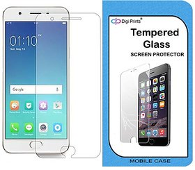 CellFirst Oppo F3 Plus Premium Tempered Glass Screen Protector