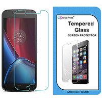 CellFirst Motorola Moto C Plus Premium Tempered Glass Screen Protector