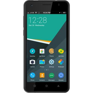 iVoomi iV505 (1GB + 8GB, 4G VoLTE, 5 inch,5MP Camera, 3000 mAh Battery)