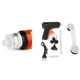 Combo of Scratch Remover Pen and Dent Remover Kit