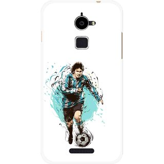 Snooky Printed Have To Win Mobile Back Cover For Coolpad Note 3 Lite - Multi
