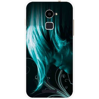 Snooky Printed Mistery Boy Mobile Back Cover For Coolpad Note 3 Lite - Multi