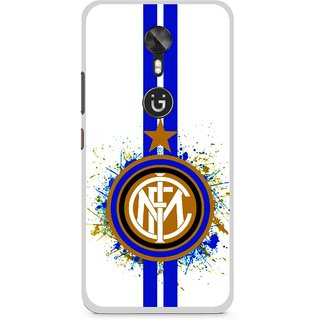 Snooky Printed Sports Lovers Mobile Back Cover For Gionee A1 - Multi