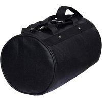 Topware Vintage Black Leather Rite Gym Bag  (Black, Kit Bag)