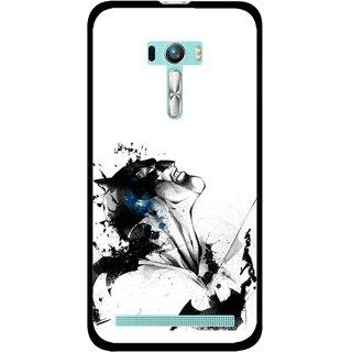 Snooky Printed Super Hero Mobile Back Cover For Asus Zenfone Selfie - Multi