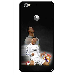 Snooky Printed Football Champion Mobile Back Cover For Letv Le 1S - Multi