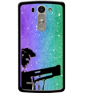 Snooky Printed Sparkling Boy Mobile Back Cover For Lg G3 Beat D722k - Multi