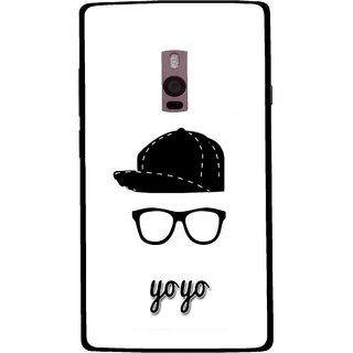 Snooky Printed Yo Yo Mobile Back Cover For OnePlus 2 - Multi