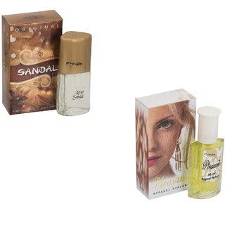 Combo Sandel 20ml-Pleasame 30ml Perfume