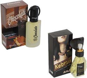 Combo Chocolate 30ml-Kebron 30ml perfume