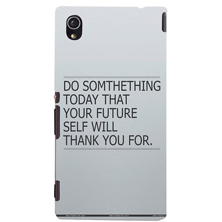 Sony Xperia M4 Aqua Dual Ultra Mobile Back Cover
