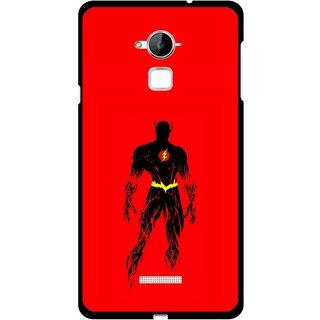 Snooky Printed Electric Man Mobile Back Cover For Coolpad Note 3 - Multi