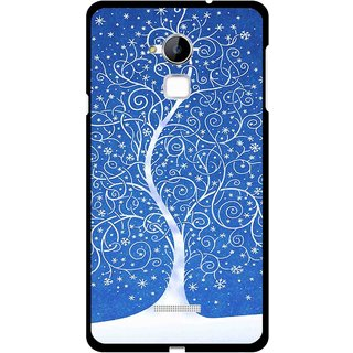 Snooky Printed Wish Tree Mobile Back Cover For Coolpad Note 3 - Multi