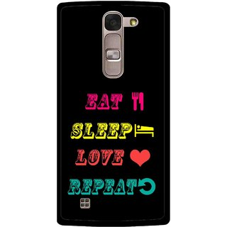 Snooky Printed LifeStyle Mobile Back Cover For Lg Magna - Multi