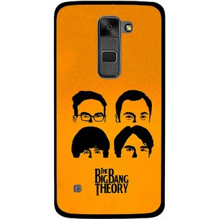 Snooky Printed Bigbang Mobile Back Cover For Lg Stylus 2 - Multi
