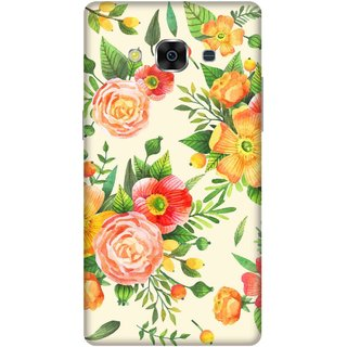Print Opera Hard Plastic Designer Printed Phone Cover for samsunggalaxy j3pro Playful Floral pattern