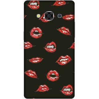 Print Opera Hard Plastic Designer Printed Phone Cover for samsunggalaxy j3pro Lips