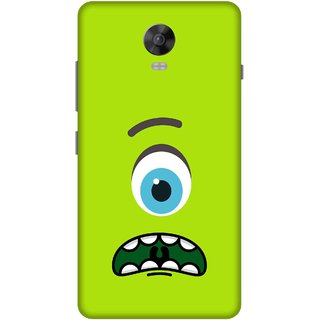 Print Opera Hard Plastic Designer Printed Phone Cover for lenovo vibep1-vibep1turbo Tiny monster
