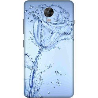 Print Opera Hard Plastic Designer Printed Phone Cover for lenovo vibep1-vibep1turbo Creative water flower