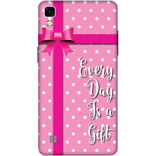 Print Opera Hard Plastic Designer Printed Phone Cover for lg xpower Everyday is a gift
