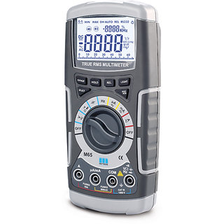 M65 - TRMS High Accuracy 6000 Count Dual Display Multimeter