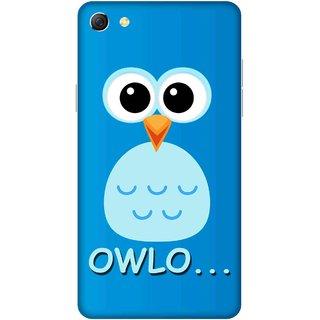 Print Opera Hard Plastic Designer Printed Phone Cover for oppo f3plus-oppo r9splus Owlo