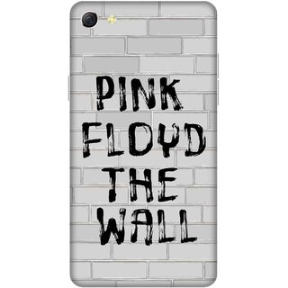Print Opera Hard Plastic Designer Printed Phone Cover for oppo f3plus-oppo r9splus Pink floyd the wall