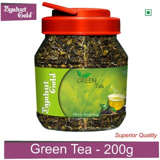 Byahut Gold - Green Tea - 200g